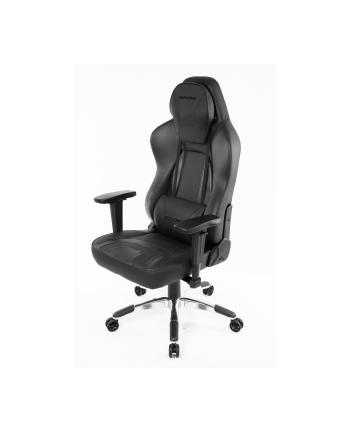 AKRACING Office Obsidian - kolor: czarny - Fotel gamingowy
