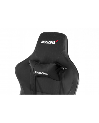 AKRACING Master PRO - kolor: czarny - Fotel gamingowy