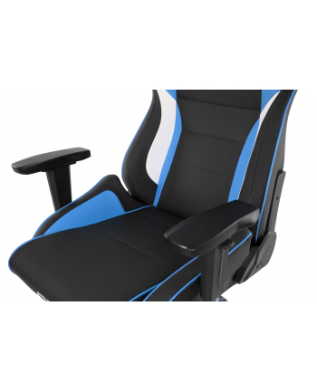 AKRACING Master PRO - niebieski - Fotel gamingowy