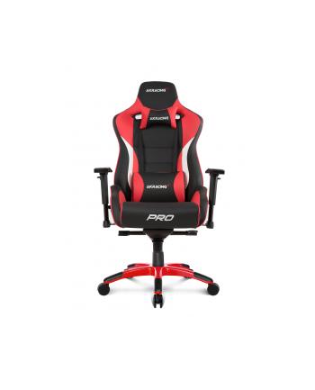 AKRACING Master PRO - czerwony - Fotel gamingowy