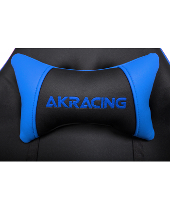 AKRacing Core SX - niebieski - Fotel gamingowy