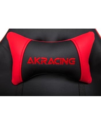 AKRacing Core SX - czerwony - Fotel gamingowy