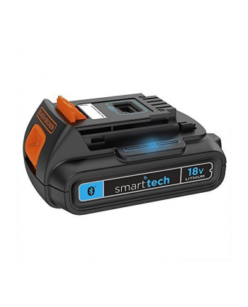 black+decker Black Smart tech battery 18V/1,5Ah Slidepack - BL1518ST-XJ