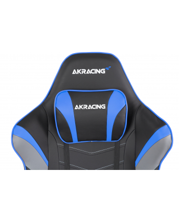AKRACING Master MAX - black/blue