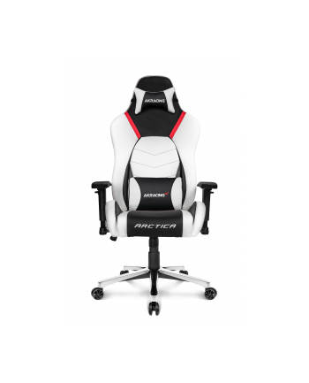 AKRACING Master PREMIUM - white/black