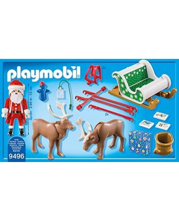 PLAYMOBIL 9496 Reindeer sled