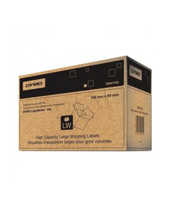 Etykiety wysyłkowa dla dużych ilości DYMO S0947420 (1150 szt.; 59 mm ; kolor biały)