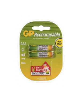 gp battery GP Akumulator 65AAAHC AAA NiMH LSD 650mAh 2szt.