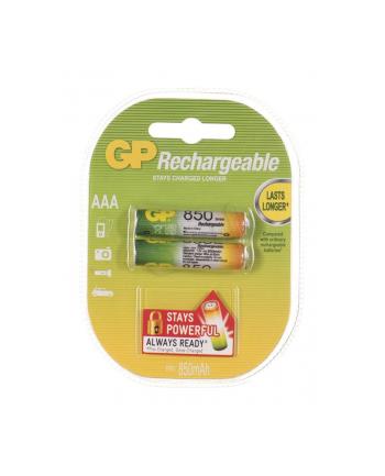 gp battery GP Akumulator 85AAAHC AAA NiMH LSD 850mAh 2szt.