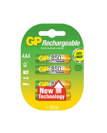 gp battery GP Akumulator 85AAAHC AAA NiMH LSD 850mAh 4szt.