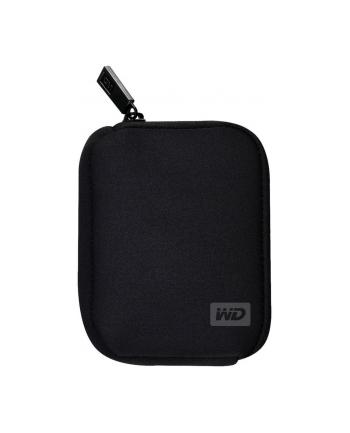 Etui na HDD Western Digital ( 2 5  czarny tkanina )