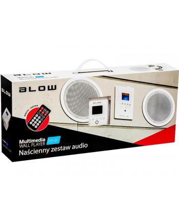Głośniki BLOW 30-300# (2.0; 15 W; kolor biały)