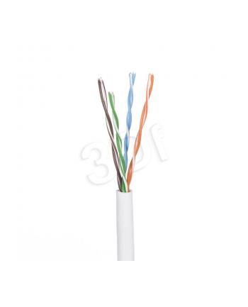 Kabel UTP Madex ( kat.5e PVC 305m drut szary POWERNET )