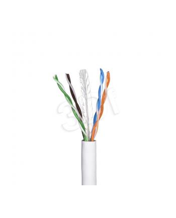 Kabel UTP Madex ( kat.6 305m drut szary 4x2x23 AWG )