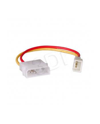 Kabel Akyga AK-CA-36 (Molex 4-pin - 3-pin 5V ; 0 15m; wielokolorowy)