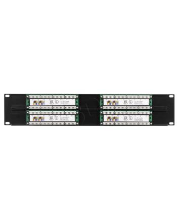 Patch panel A-LAN PK017 (1U; 19 ; kat. 5e; UTP; 32xRJ-45)