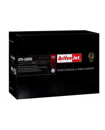 Toner Activejet ATH-360NX (zamiennik HP 508X CF360X; Supreme; 12 500 stron; czarny)