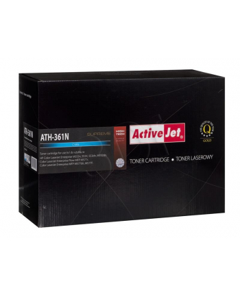 Toner Activejet ATH-361N (zamiennik HP 508A CF360X; Supreme; 5 000 stron; niebieski)