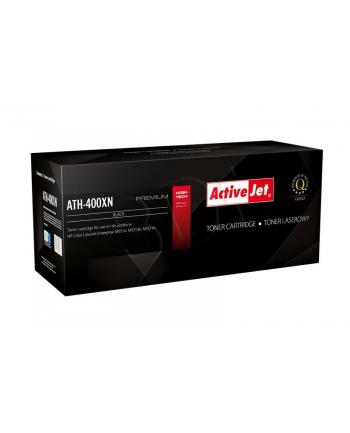 Toner Activejet ATH-400XN (zamiennik HP 507X CE400X; Premium; 11 000 stron; czarny)
