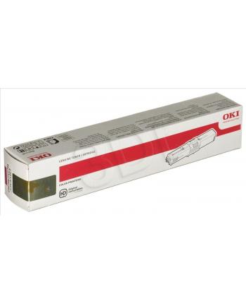 Toner OKI 44973534 (oryginał ; 1 500 stron; czerwony)