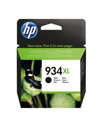 hewlett-packard Tusz HP C2P23AE (oryginał HP934XL HP 934XL; czarny)