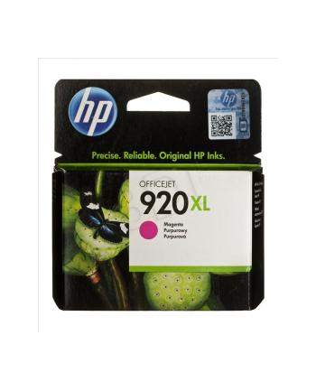 hewlett-packard Tusz HP CD973AE (oryginał HP920XL HP 920XL; 6 ml; czerwony)