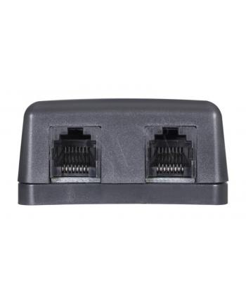 Sieciowe zabezpiecenie przeciwprzepięciowe dla kamer IP HSK Data AXON Video IP Protector AIR