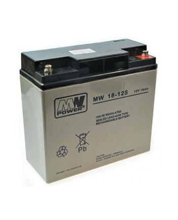 Akumulator MPL POWER ELEKTRO Aku12v18