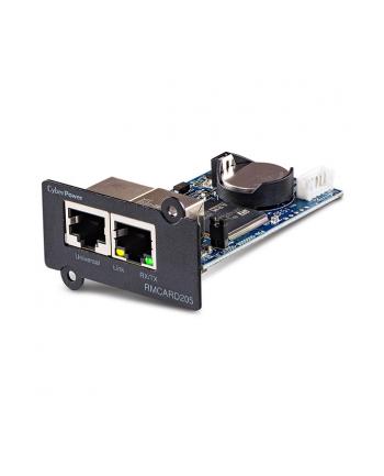 Karta sieciowa SNMP CyberPower RMCARD205 (dla UPS serii OR oraz PR)