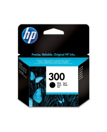 hewlett-packard Tusz HP CC640EE (oryginał HP300 HP 300; 4 ml; czarny)