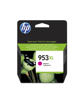 hewlett-packard Tusz HP czerwony HP 953XL  HP953XL=F6U17AE  1600 str.