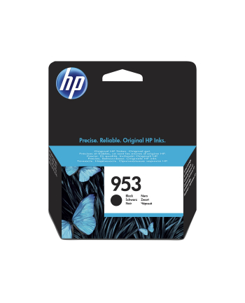 hewlett-packard Tusz HP L0S58AE (oryginał HP953 HP 953; Standard; 23 ml; czarny)