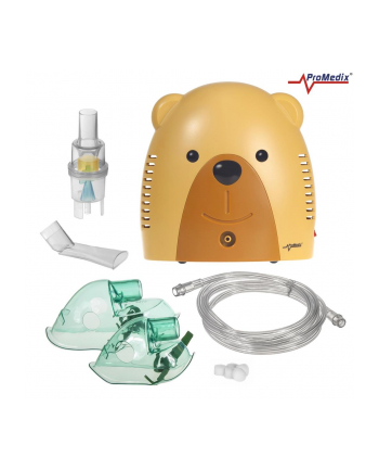 Inhalator ProMedix Misiek PR-811 (kolor beżowy)