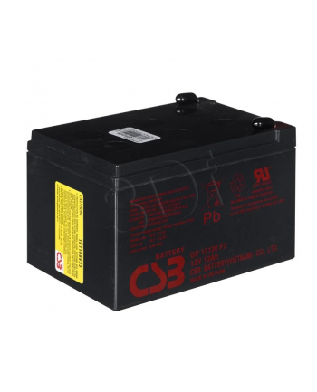 Akumulator Hitachi CSB GP12120