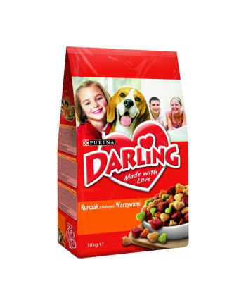 Karma PURINA NESTLE Darling Drób i Warzywa (15 kg )