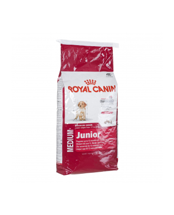 Karma Royal Canin Dog Food Medium Junior (15 kg )