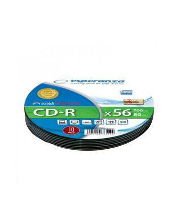 CD-R Esperanza  2003 (700MB; 52x; 10szt.; Spindle)