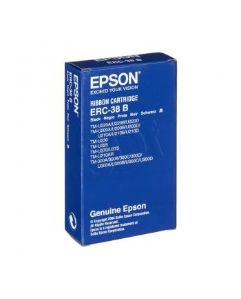 Taśma barwiąca Epson C43S015374 (oryginał ERC38B; czarny)