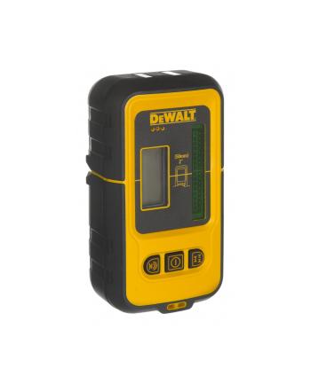 Detektor do urządzeń laser z wiązką ziel. DEWALT
