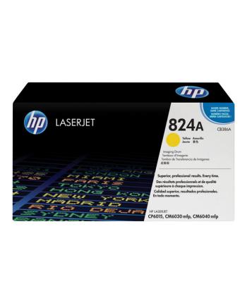 hewlett-packard Bęben HP żółty HP 824A  HP824A=CB386A  35000 str.