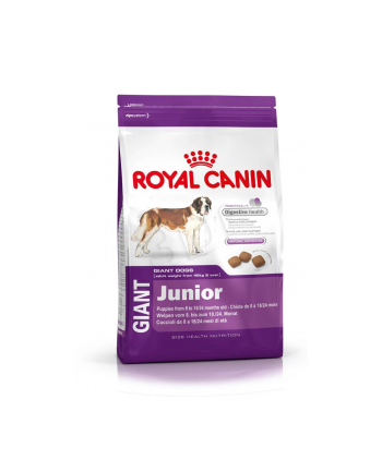 Karma Royal Canin SHN Giant Junior (15 kg )