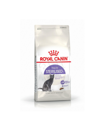Karma Royal Canin FHN Sterilised (4 kg )