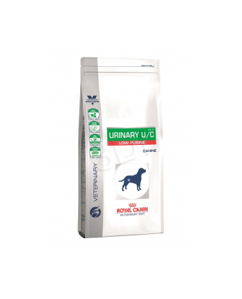 Karma Royal Canin VD Dog Urinary U/C Low Purine (14 kg )