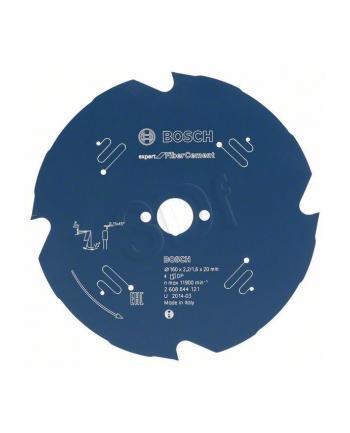 Tarcza pilarska BOSCH Expert 2608644124 (Metal)