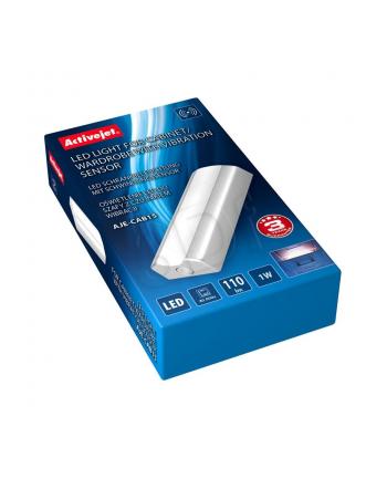 Oświetlenie LED z czujnikiem wibracji Activejet (1 W)