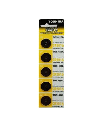Baterie alkaliczne  litowe Toshiba CR2016 CR2016 PW BP-5 (Li)
