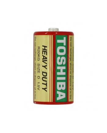 Baterie cynkowo-węglowe Toshiba R20KG R20KG SP-2(A)