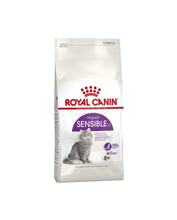 Karma Royal Canin FHN Sensible 33 (4 kg )