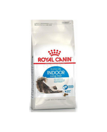 Karma Royal Canin Cat Food Indoor Longhair 35 Dry Mix (4 kg )