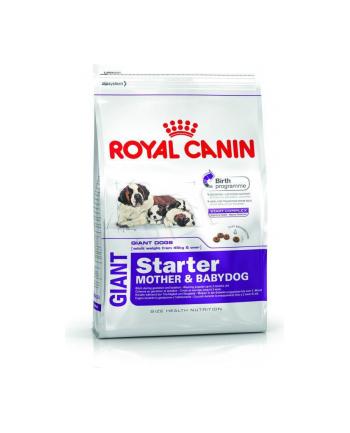 Karma Royal Canin SHN Giant Starter M & B (15 kg )